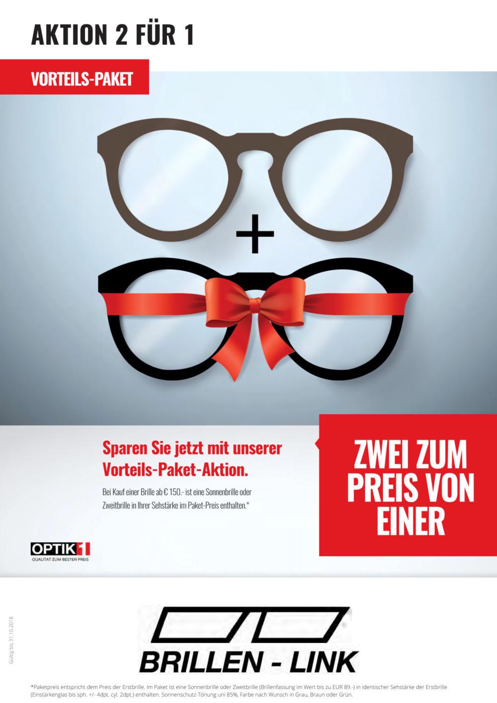 Brillen Link GmbH - Optik & Kontaktlinsen - Gerolstein/Eifel